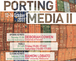 Porting Media II Docks at Concordia