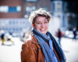 Meet the new director of the Institute for Urban Futures