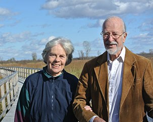 In Memoriam: Wolfgang and Joanna Bottenberg