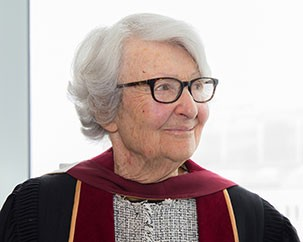 Cornelia Hahn Oberlander's honorary doctorate address