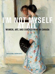 Cover of Kristina Huneault book I'm not myself at all
