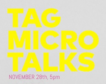 TAG Microtalks