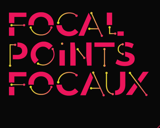 FOCAL POINTS: Year-end exhibition for Design and Computation Arts