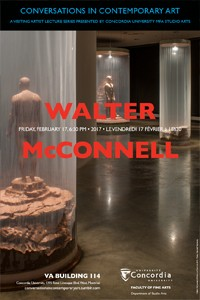CICA Presents Walter McConnell