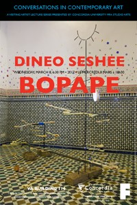 CICA Presents DINEO SESHEE BOPAPE