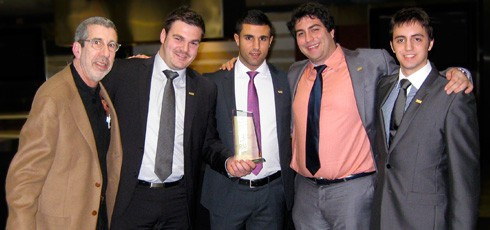 JMSB Places Third at Ryerson's 2012 Battle on Bay Street