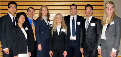 JMSB Sends Two Teams to Rotman's MBA CSR Case Competition