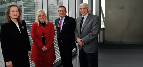 CGA-Quebec Makes Major Gift to Create Research Centre in Accountancy