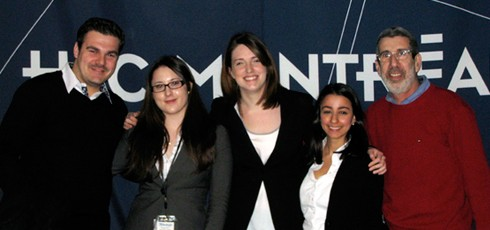 JMSB Finishes Second at HEC's Secor Case Competition