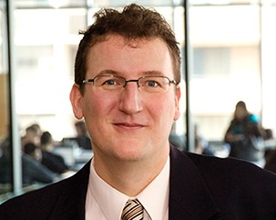 Thomas Walker named interim director of the David O'Brien Centre for Sustainable Enterprise