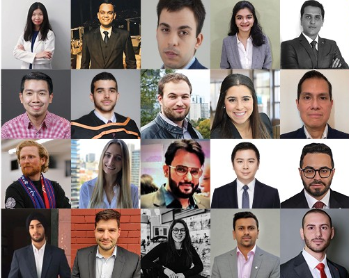 Meet the MBA students starting this Fall 2020