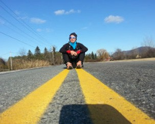 Student plans 19,000-km run to Argentina