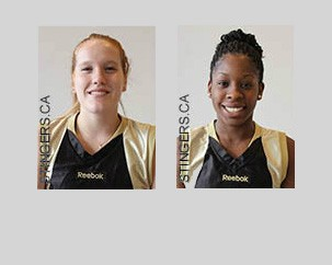 National honours for women basketball players