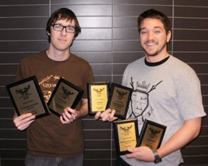 Students win six trophies at Computer Science Games