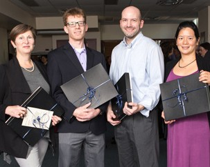 Arts and Science faculty honoured