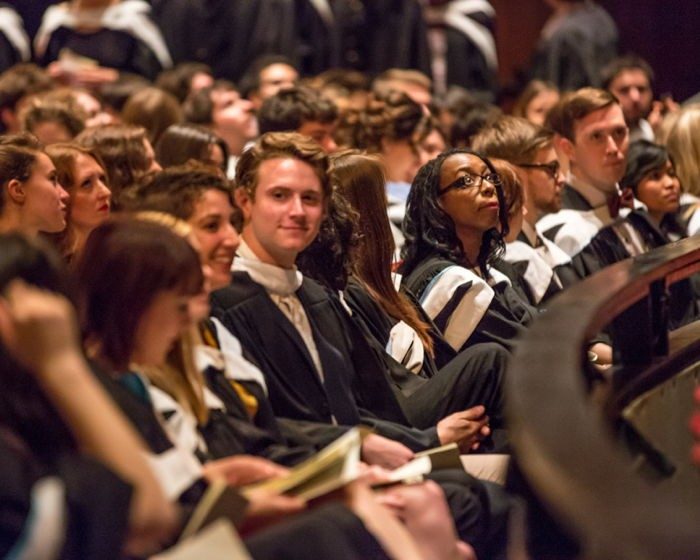 Convocation preview: 5 great grads, in numbers