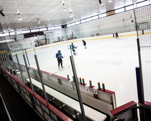 Ed Meagher Arena inaugurates NHL-class upgrades