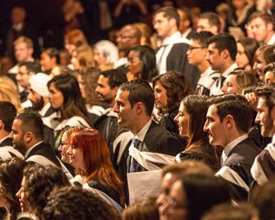 Convocation 2013: 'You'll always be Concordia graduates'