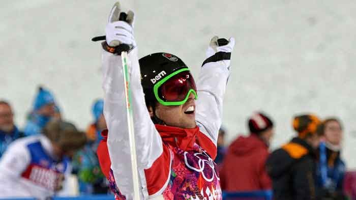 Second Olympic gold medal for Concordia student Alexandre Bilodeau