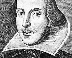 What would Shakespeare say about his 450th birthday?