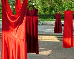 At the FOFA: revolutions and red dresses