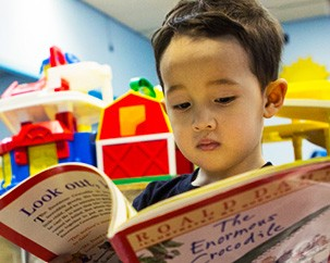 Do bilingual children learn language differently?