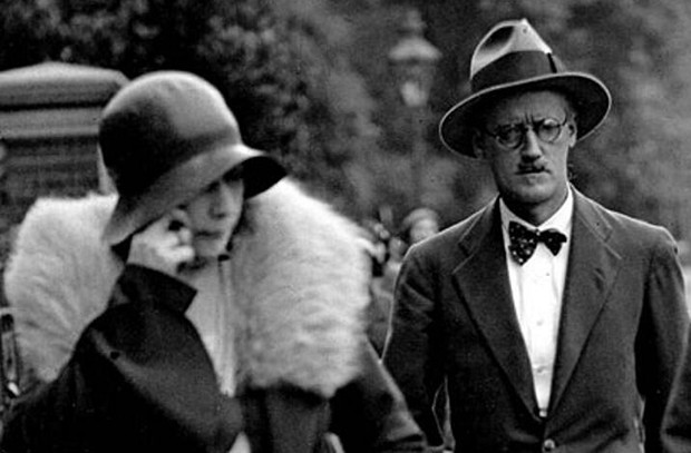 James Joyce set Ulysses on June 16, 1904: the date of his first rendezvous with his wife.