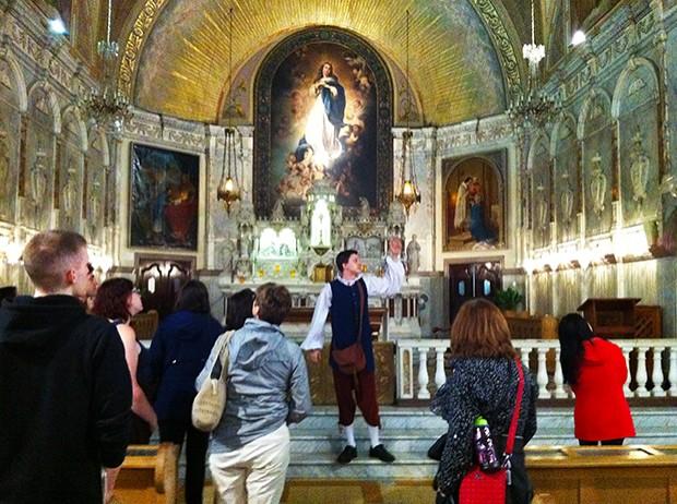 Notre-Dame-de-Bon-Secours Chapel