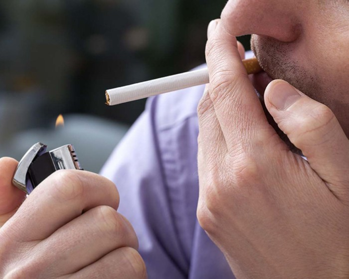 Extra exercise helps depressed smokers kick the habit faster