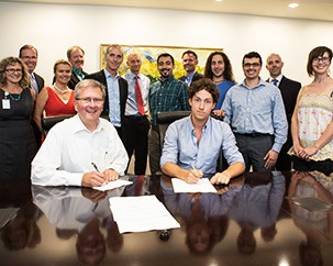 Concordia and TRAC sign collective agreement