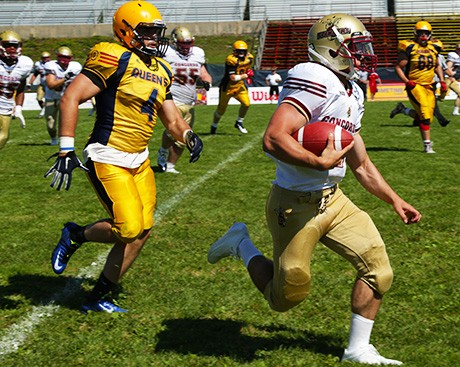 Stingers to face Gaiters in football home opener Saturday, Sept. 6
