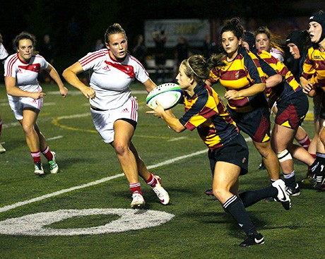 Women's rugby team wins 10th annual Drummond Cup