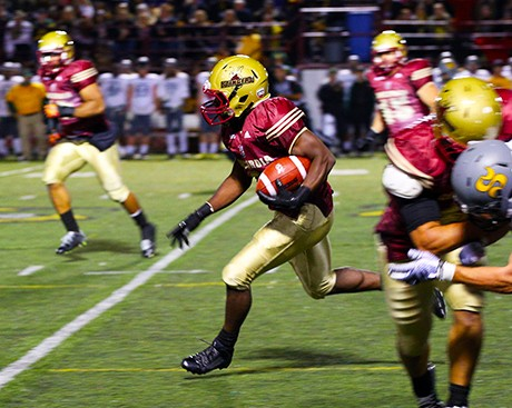 Stingers victorious at homecoming