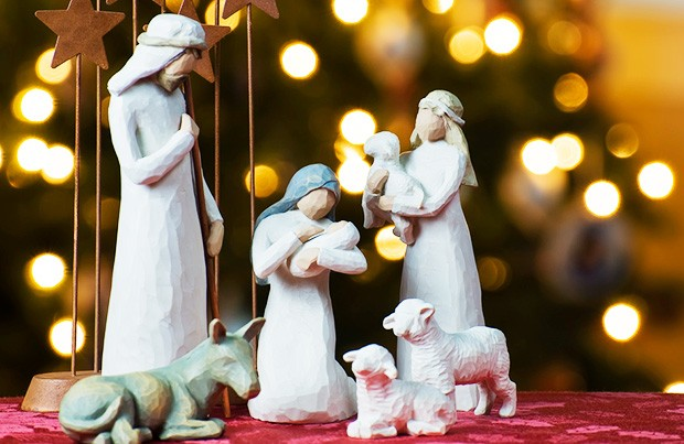 """Jesus' birth narrative is found only in two of the four biblical gospels,"" says Concordia professor André Gagné."