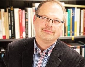 André Gagné is an associate professor in the departments of Religion and Theological Studies