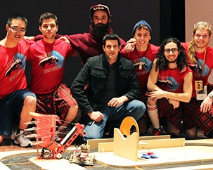 Historic finish for Concordia students at Quebec Engineering Games