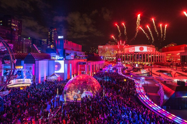 Nuit blanche and Montreal en lumière are bound to brighten up your February.