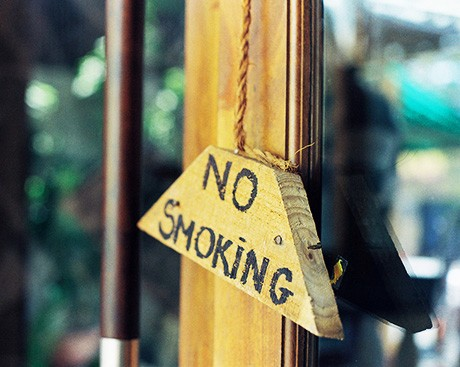 Bans don't help smokers quit