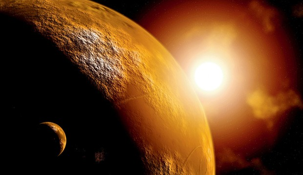 Alumnus James Kass is an external advisor to the Mars One project, which hopes to establish a human settlement on the Red Planet by 2023.