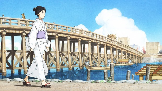 "This year's Fantasia Festival gets underway with the North American premiere of ""Miss Hokusai."" 