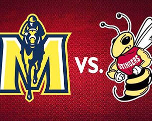 TONIGHT! Catch Concordia Stingers vs. ESPN-ranked Murray State Racers