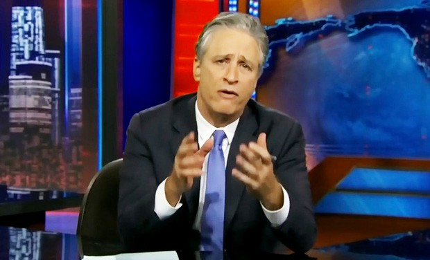 Jon Stewart's final episode of The Daily Show