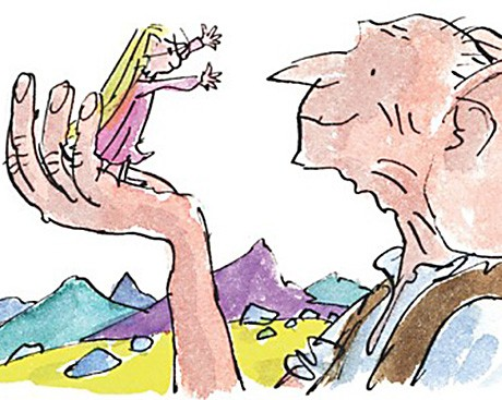 Roald Dahl's 'unique, vibrant and subversive' voice