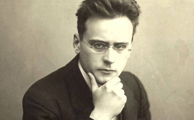 "Anton Webern: ""Someone once said that in Webern's music, a novel would last as long as a sigh, and that there's a love story in every trill."""