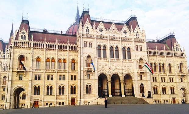 Leading scientists and political decision makers met at the Hungarian Parliament to discuss current global challenges.