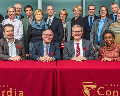 Concordia and CUFA sign collective agreement