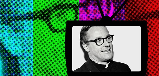 """Father O'Brien believed media could be a powerful tool for good and serve social justice, integrity and ethics."""