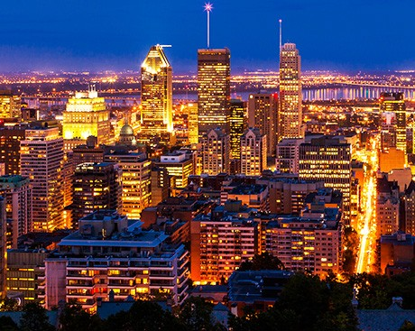 Montreal: the best student city in North America