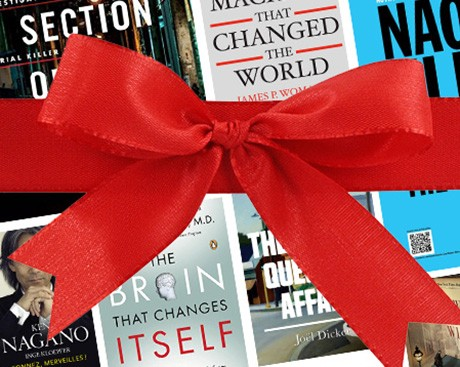 Holiday book list: 18 great reads