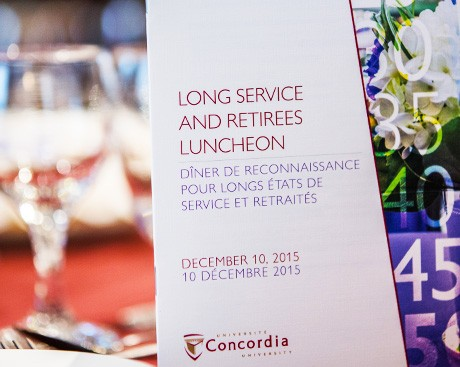 'Everyone's unique contribution gives Concordia its character'